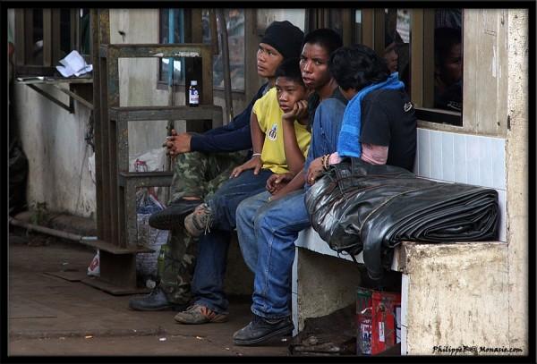 Waiting for a job (Bangkok, Thailand)