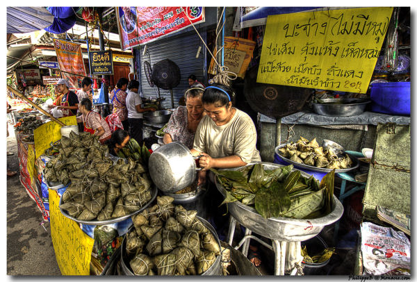 Suphan Buri, In the market