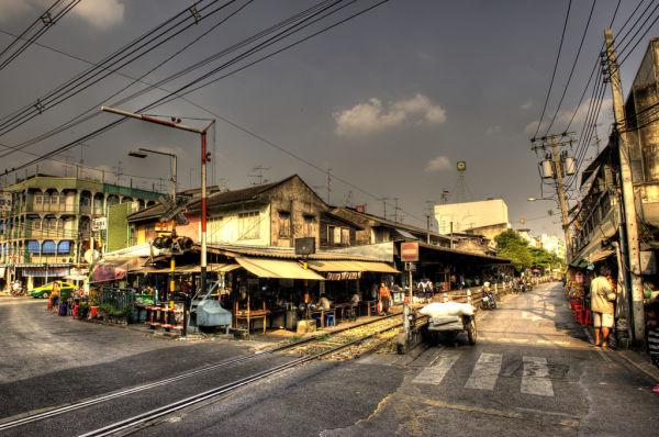 Bangkok Thonburi  (4/5)