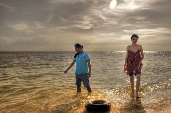 Bangsean Beach