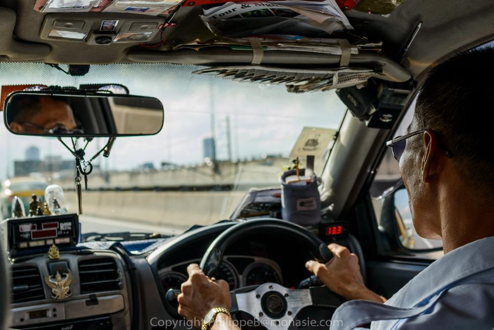 Bangkok Taxi Driver