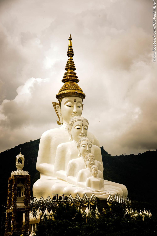 Wat Pra Tat Pa Son Kaew, Thailand