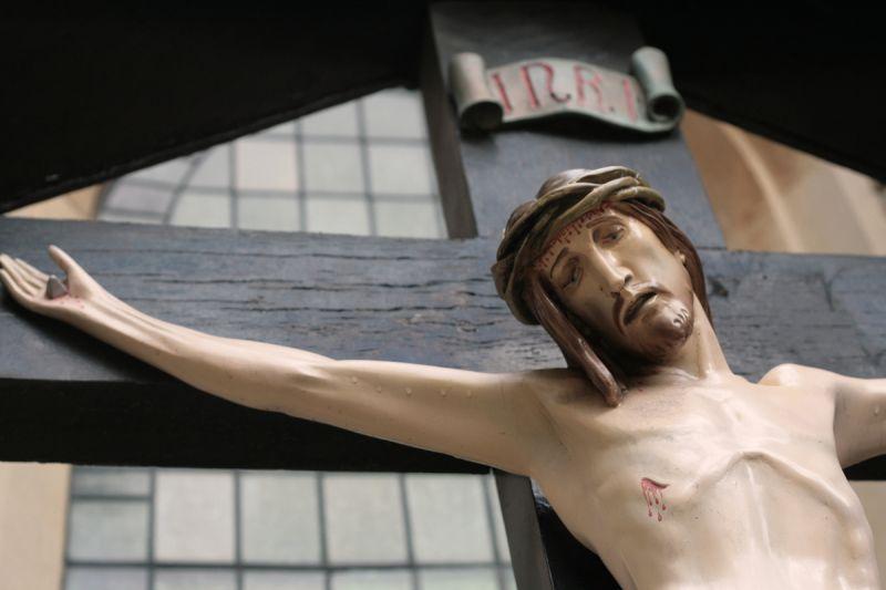 Jesus hairdo