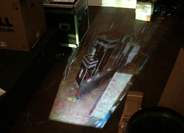 floor experiment