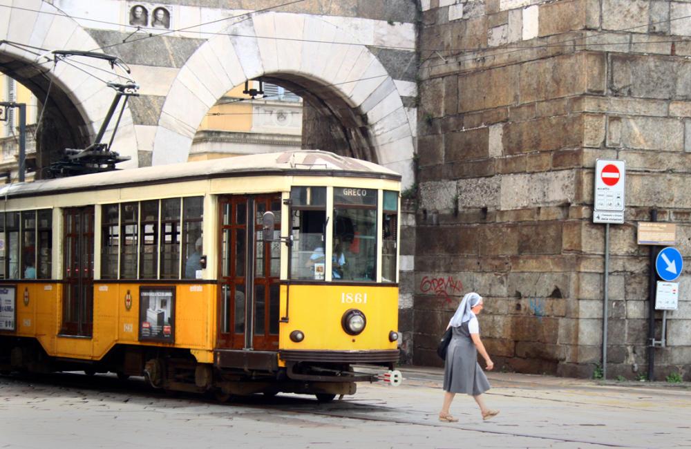 Tram/nun calamity