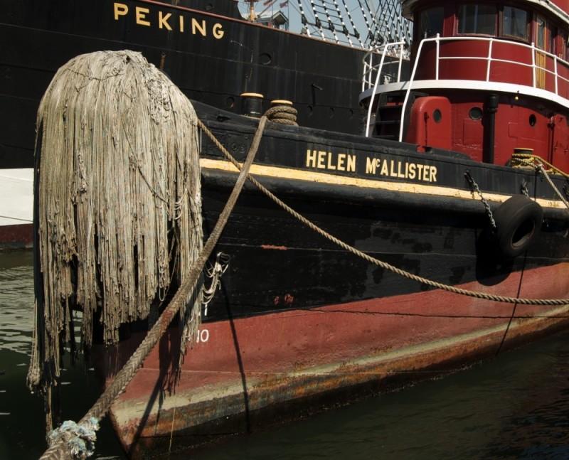 Tugboat Helen McAllister