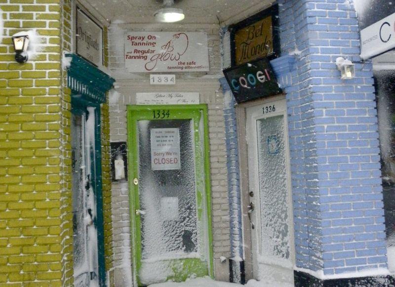 Tanning Salon in Georgetown
