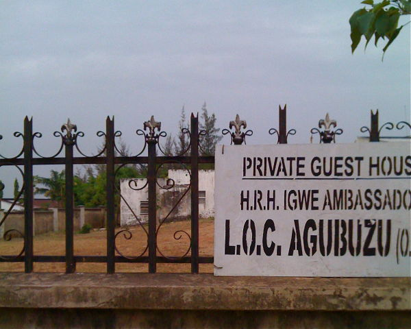 Guest House (?), Abuja