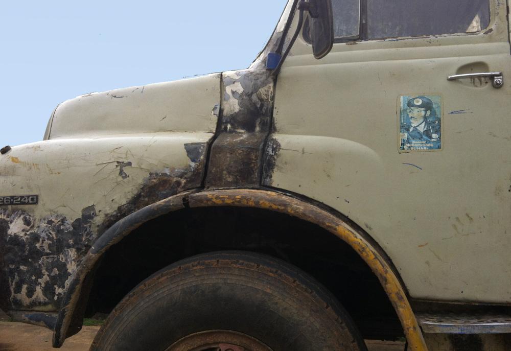 Truck in Abuja