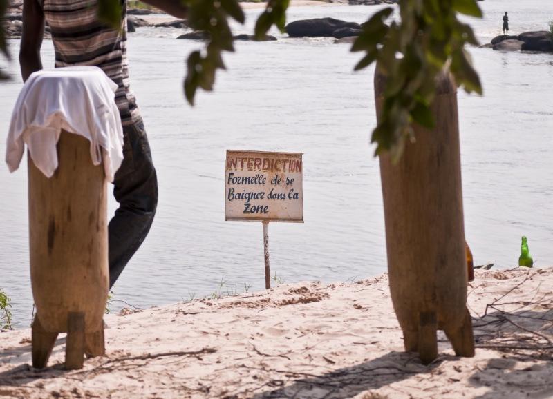 No Swimming Allowed
