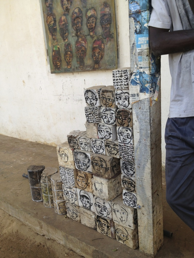 Artist, Dakar Senegal