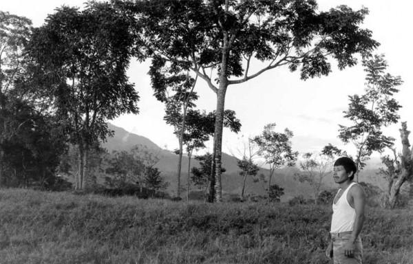 Chole Indian farmer, Chiapas, Mexico