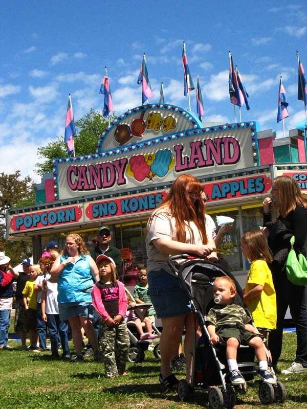 Candyland, Texas USA
