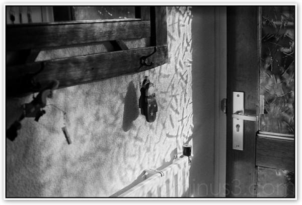 Sunny Doorway