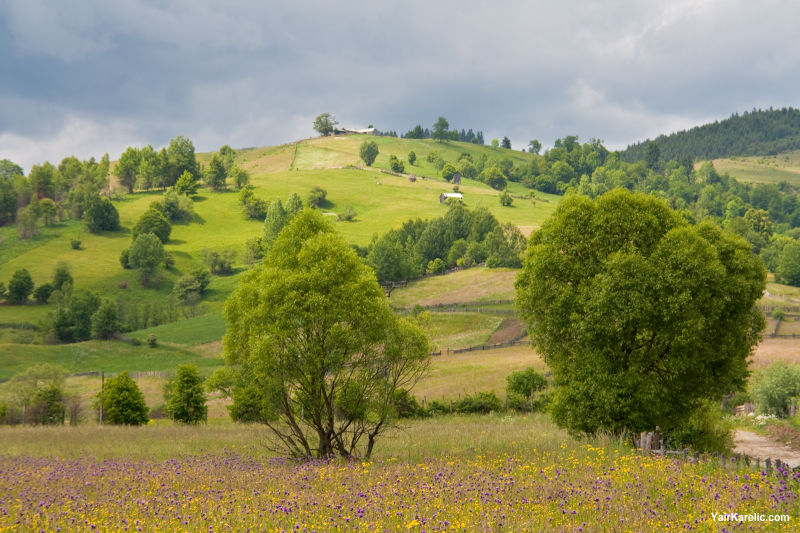 Springtime in Romania