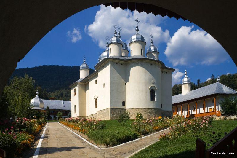 Horaiţa Monastery