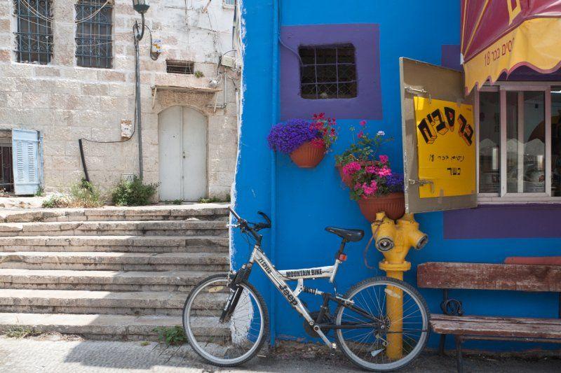 Colorful Jerusalem