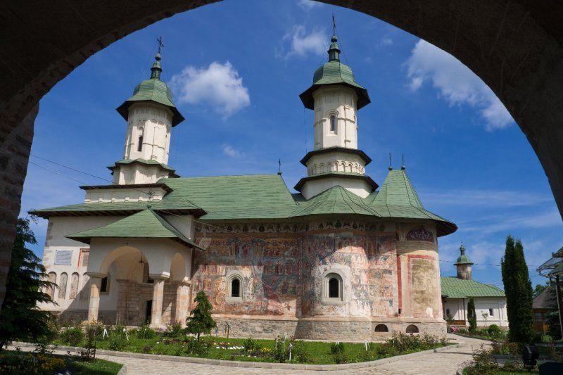 Râşca Monastery (Suceava county, Romania)
