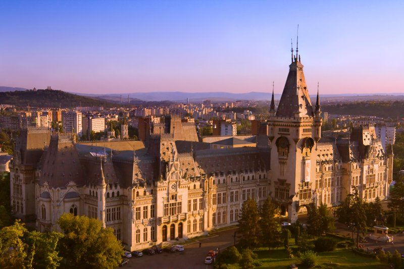 Palace of Culture, Iasi (Romania)