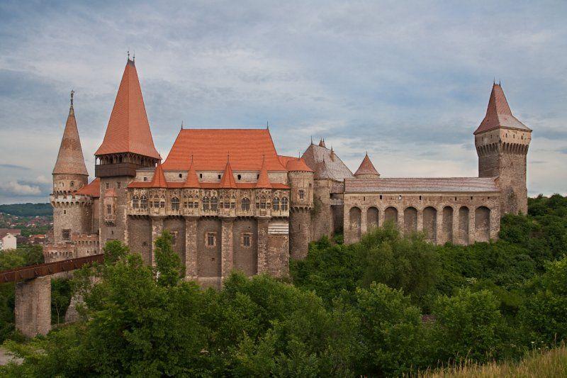 Hunyadi Castle (Corvin's Castle), Hunedoara