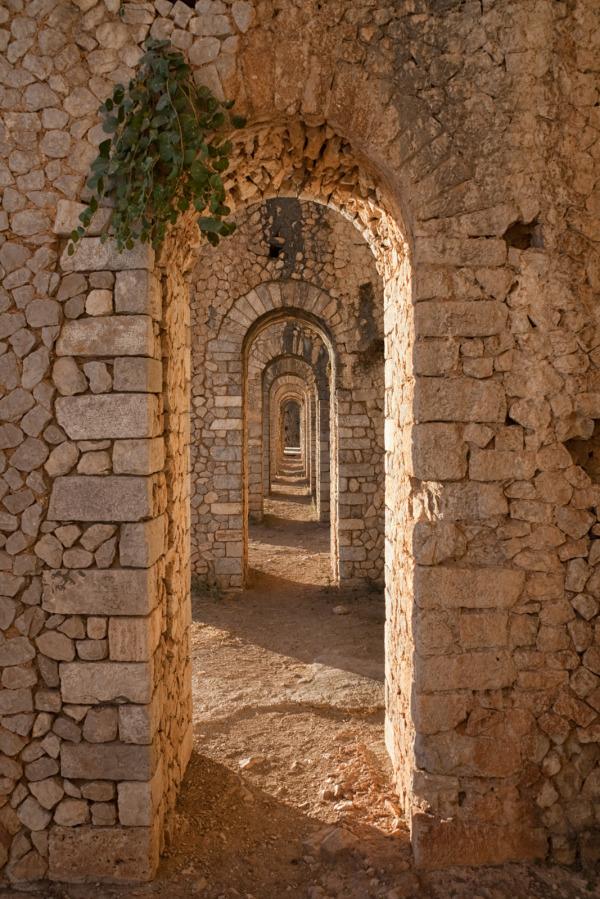 Temple of Jupiter Anxur, Terracina