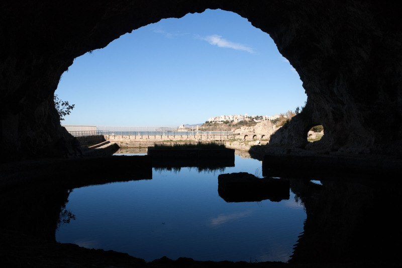 Grotto of Tiberius , Sperlonga