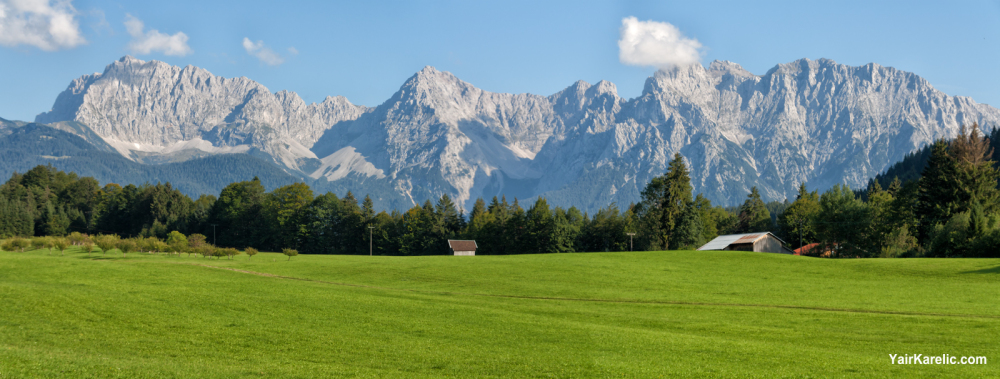 Karwendel Mountains, Bavaria, Germany
