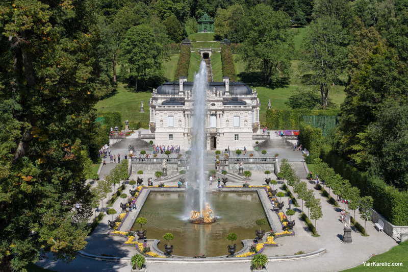 Linderhof Palace, Bavaria, Germany