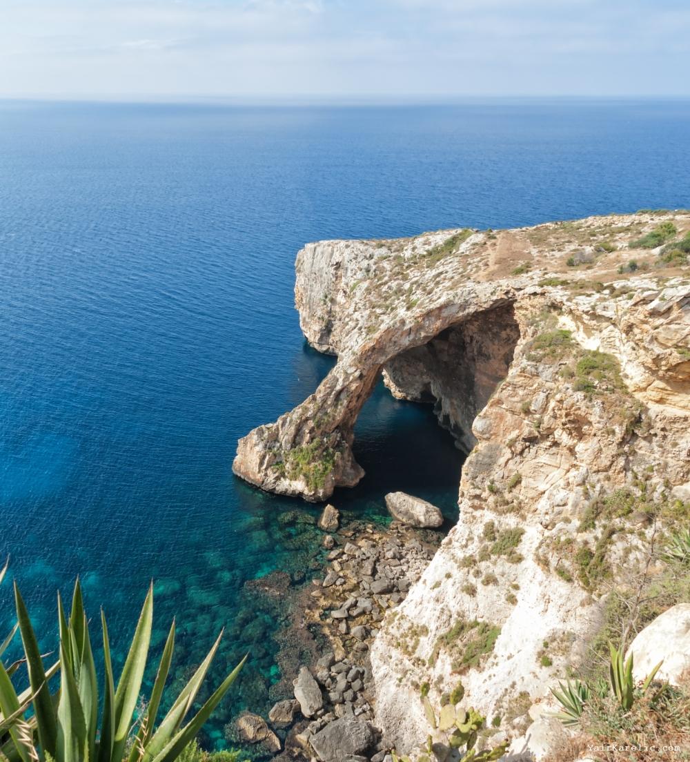 The Blue Grotto, Malta