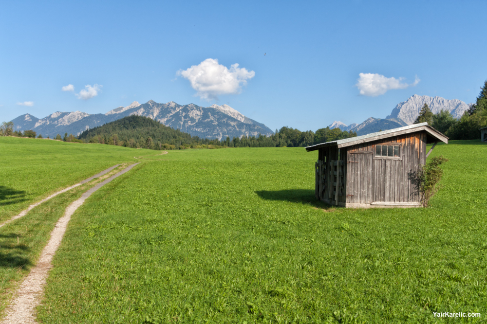 Hut in Gerold, Garmisch-Partenkirchen
