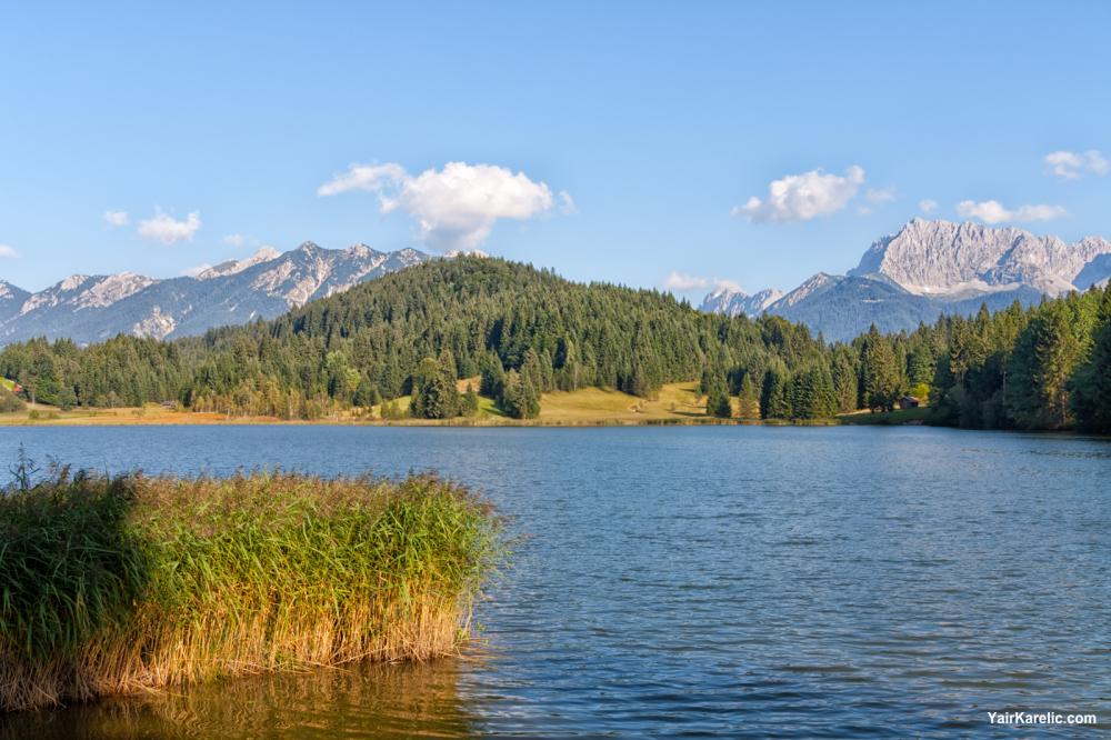 Geroldsee (Wagenbrüchsee), Garmisch-Partenkirchen