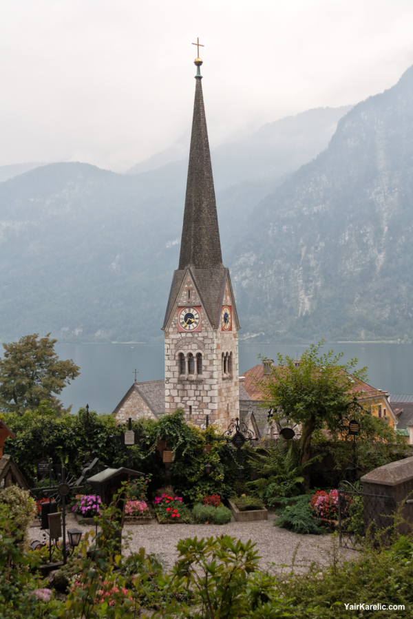 Evangelical Church of Hallstatt, Salzkammergut