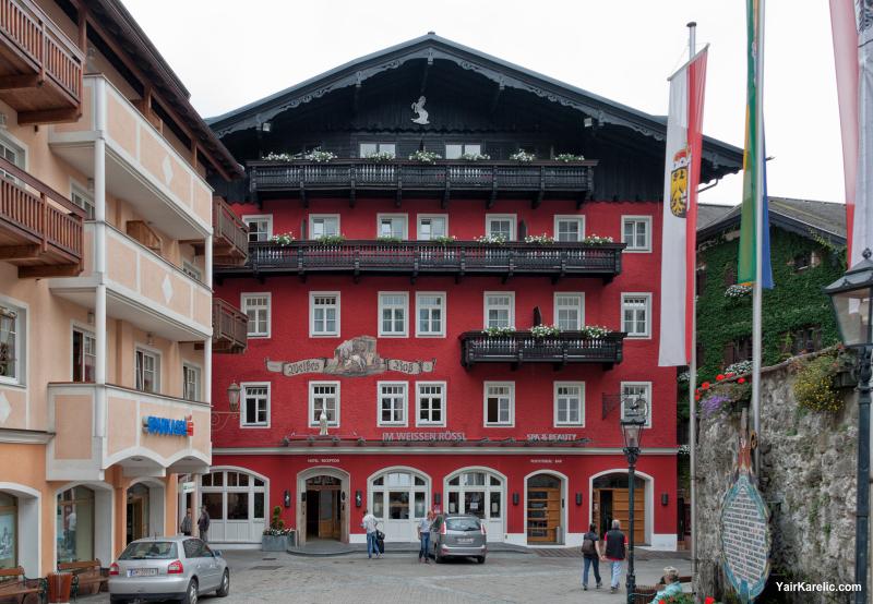 The White Horse Inn (Im weissen Rössl)