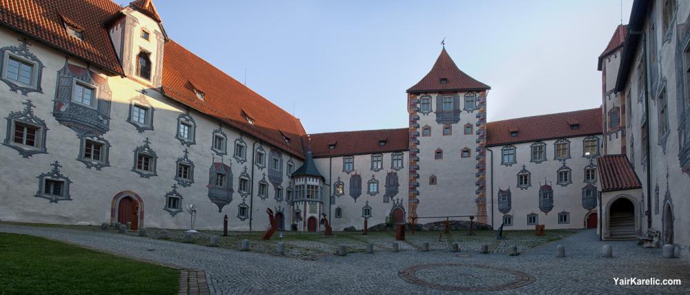 High Castle (Hohes Schloss), Füssen