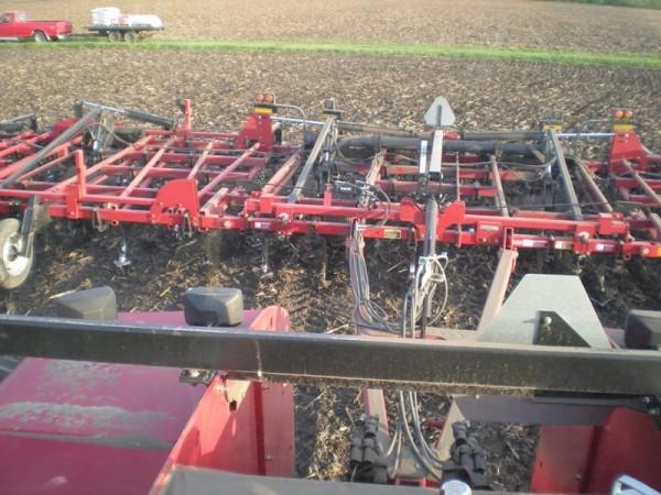 Preparing the seedbed