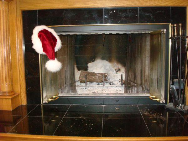 Open for Santa