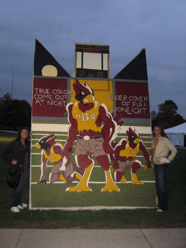 Iowa State Homecoming
