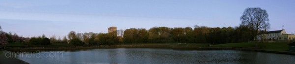 Crookes Valley Park, Sheffield.
