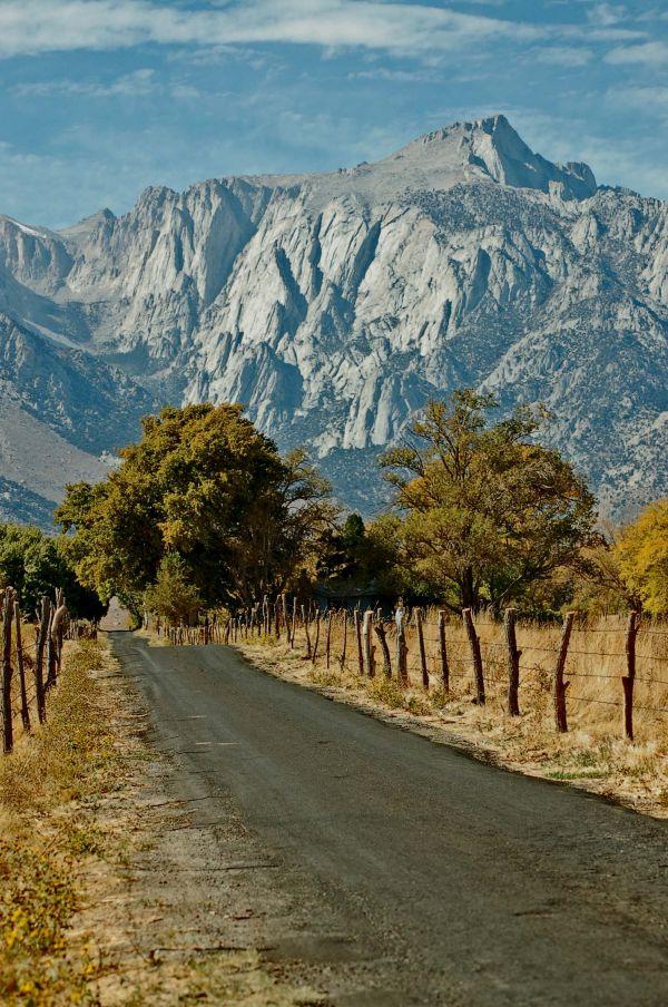 A Quiet Road..
