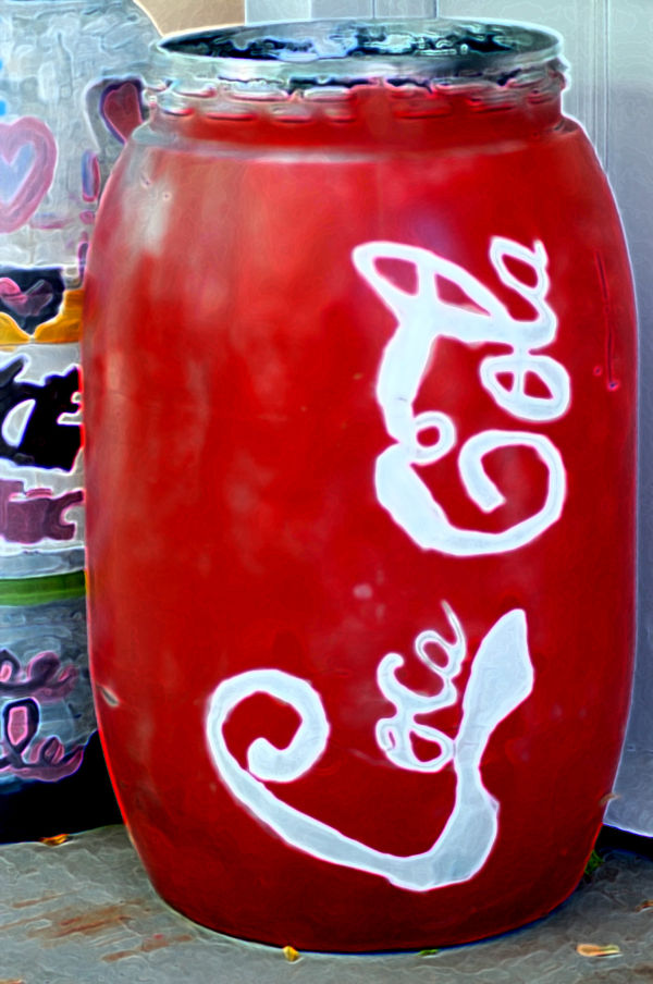 Can of Coke...