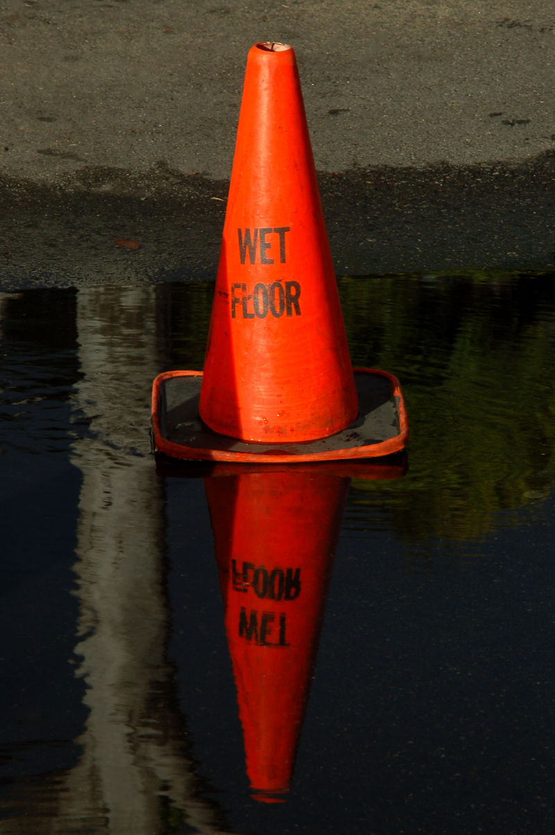 Orange Cones