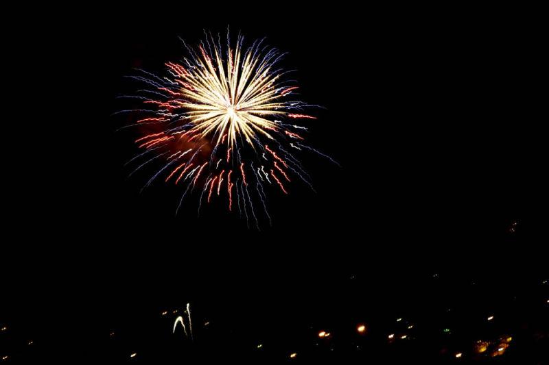 Saturday Nights 4th of July Photo...