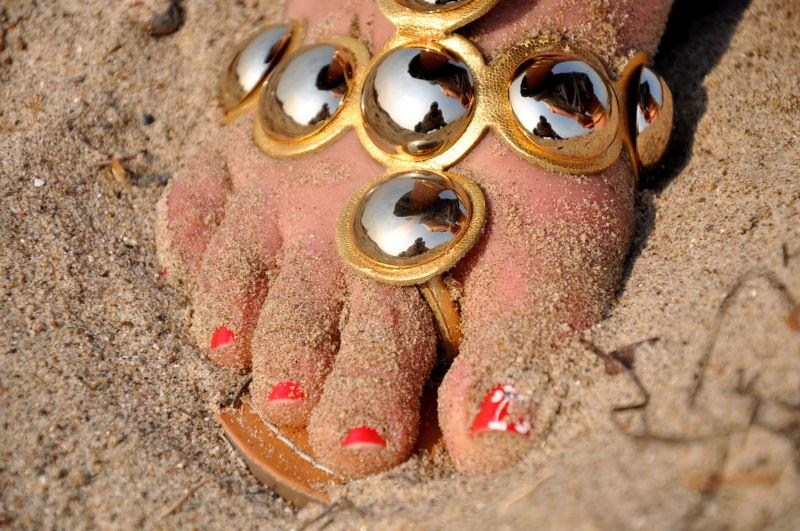 Biblical Sandals?