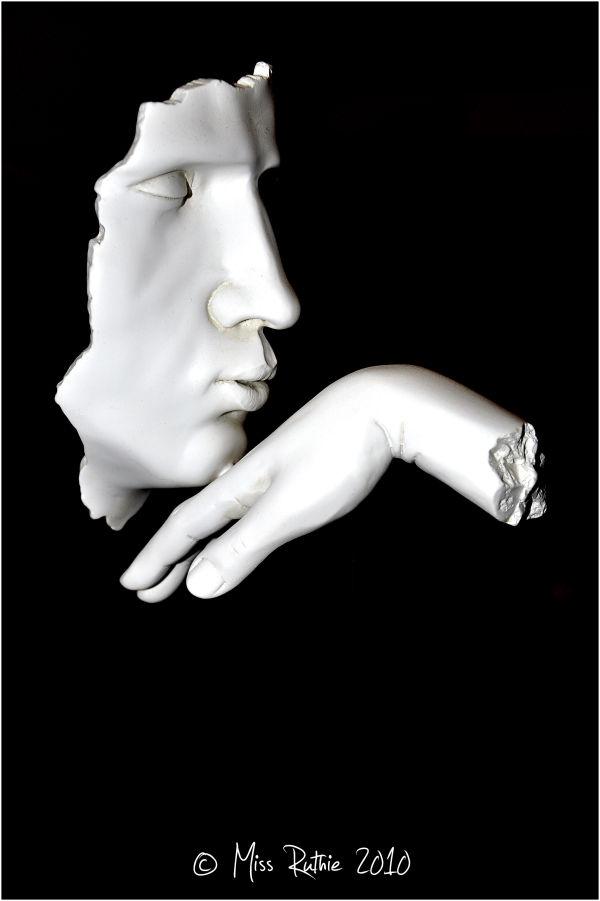 Face & Hand Sculpture
