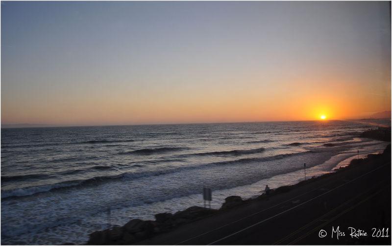 Santa Barbara Sunset...