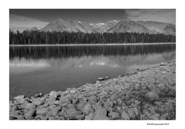 Grand Teton , Hermitage point Trail, GTNP, Wyoming