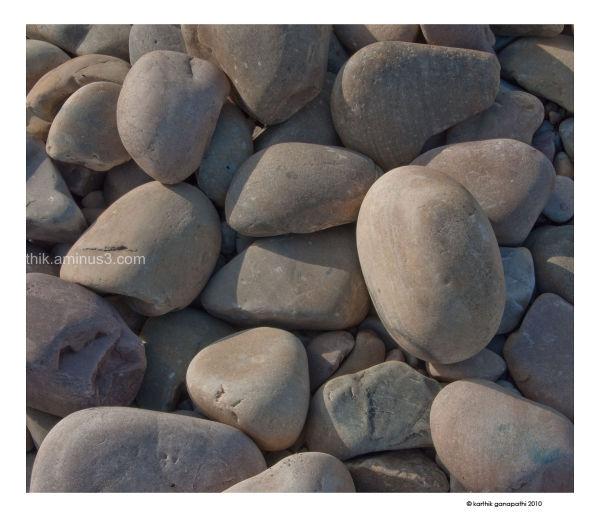 Snake river, Stones, GTNP, Wyoming