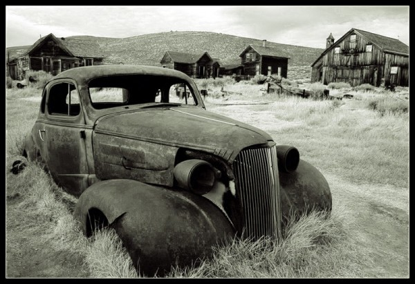 Ghostown of Bodie