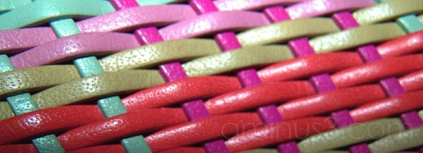 rainbow hues