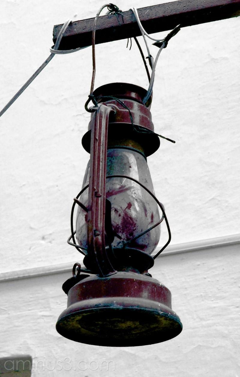 Forgotten lights...